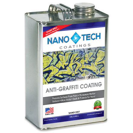 NanoTech Anti Graffiti Coating