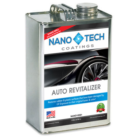 NanoTech Coatings Auto Revitalizer