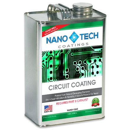 NanoTech Circuit Coating