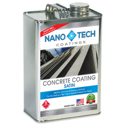 NanoTech Concrete Coating