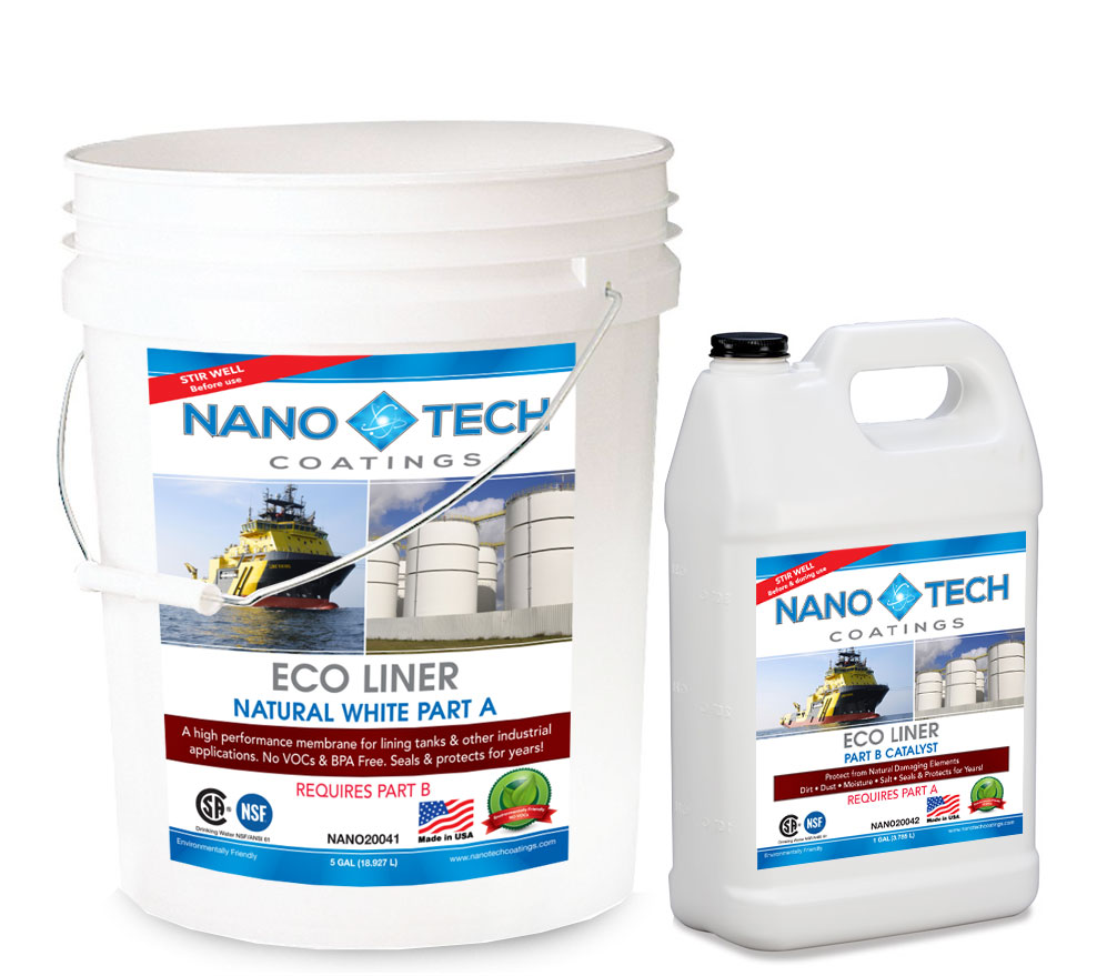 NanoTech Coatings Eco Liner