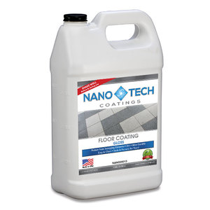 NanoTech Floor Coating