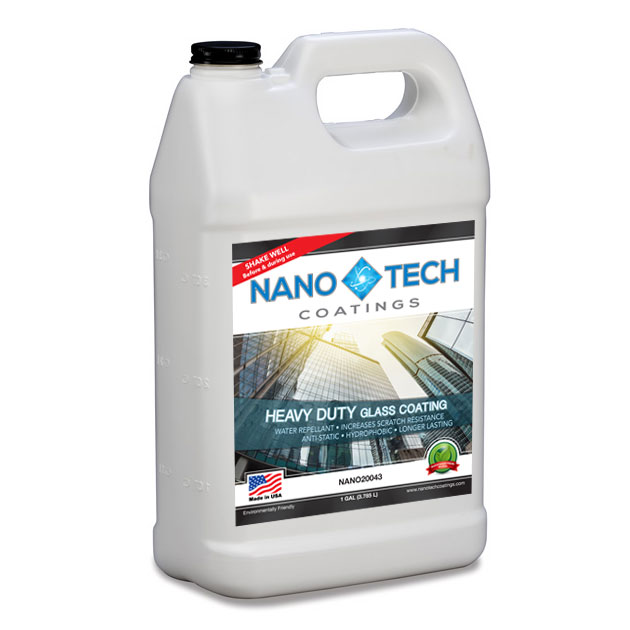 NanoTech Heavy Duty Glass Coating