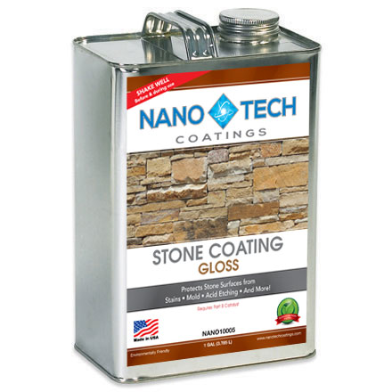 NanoTech Stone Coating