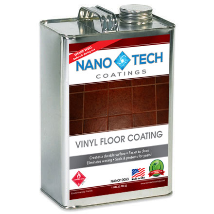 NanoTech Vinyl Floor Coating