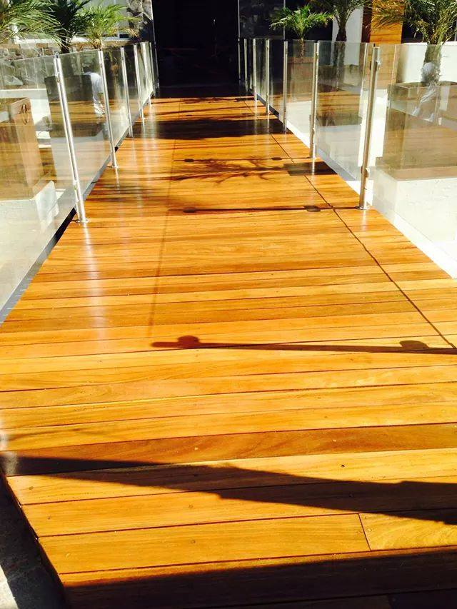 Teak Wood Waterproofing Coating